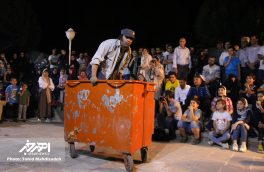 اجراهای سیزدهمین جشنواره سراسری تئاترهای کوتاه ارسباران (۲)