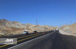 ۸ کیلومتر دیگر از بزرگراه اهر – تبریز زیر بار ترافیک رفت
