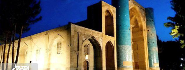 تداوم مرمت و ساماندهی موزه ادب و عرفان در باغ مزار شیخ شهاب الدین اهری