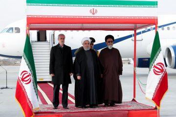 سفر روحانی به استان آذربایجان شرقی برای افتتاح چند طرح بزرگ عمرانی و خدماتی
