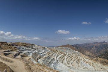 صادرات ۸۰ درصد از کنسانتره تولید شده در مجتمع مس سونگون / تولید بیش از ۲۸ درصد مس کشور در معدن مس سونگون