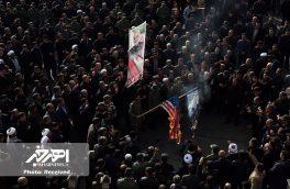 حضور پرشور مردم اهر در راهپیمایی محکومیت ترور سردار اسلام و انقلاب، شهید حاج قاسم سلیمانی