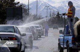 محدودیت تردد در مبادی ورودی و خروجی سه استان شمال غربی کشور از ۵ فروردین