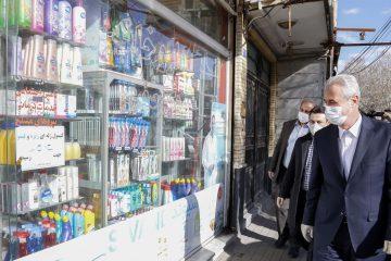 مشکلی از بابت تامین مواد بهداشتی و ضدعفونی کننده در استان نداریم