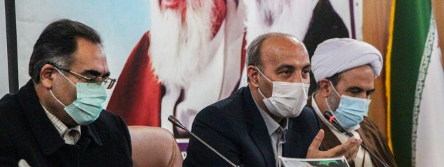 مبتلا شدن ۶۳ نفر از کادر بهداشت و درمان آذربایجان شرقی به کرونا / احتمال مواجهه با پیک شیوع کرونا در هفته های دوم و سوم فروردین