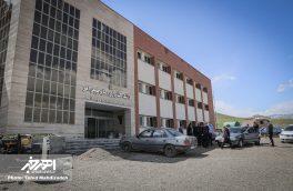 بازدید فرماندار و مسئولین اجرایی از ساختمان جدید دانشکده کشاورزی اهر و بررسی مشکلات بوجود آمده در روند ساخت پروژه