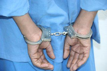 دستگیری سارق موتورسیکلت در اهر