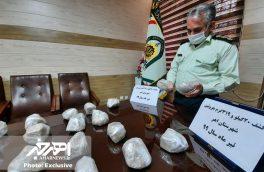 کشف محموله ۲۰ کیلوگرمی هروئین ترانزیتی در جاده اهر – تبریز
