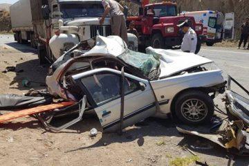 کاهش ۱۴ درصدی تلفات رانندگی در آذربایجان شرقی