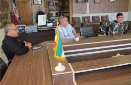 نشست صمیمی رئیس اداره فرهنگ و ارشاد اسلامی اهر با هیات مدیره انجمن نمایش و سرپرستان گروههای نمایش اهر