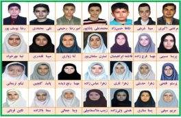 راهیابی دانش آموزان و معلمان اهری به مرحله کشوری اولین دوره جشنواره علمی پژوهشی