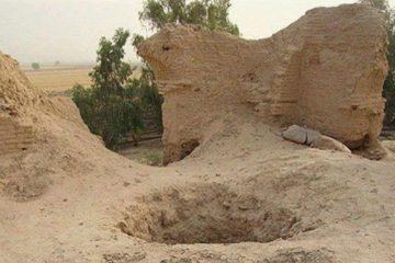 دستگیری باند حفاری غیرمجاز در روستای حیران علیا شهرستان کلیبر