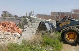 رفع تصرف بیش از ۵۶۴ هزار متر مربع از اراضی ملی در کلیبر