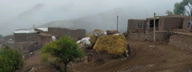 صدور دستور تخلیهی روستای کرکسر هوراند