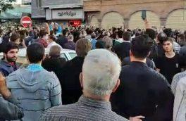 تجمع جمعی از مردم تبریز در حمایت از مردم مسلمان قره باغ