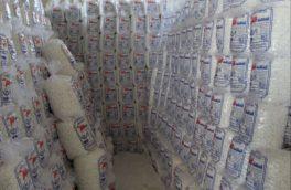 کشف حدود ۲۲ هزار کیلوگرم قند یارانه ای احتکار شده در آذربایجانشرقی