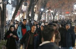میزان رعایت فاصله اجتماعی در تبریز زیر ۶۰ درصد است