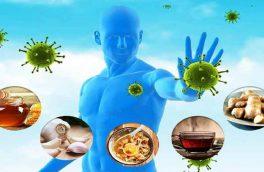 ارتباط مستقیم مقاومت بدن در برابر عفونتها با تغذیه