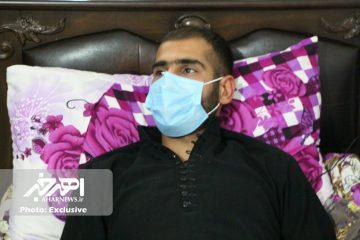 روایت جانفشانی سرباز اهری برای دفاع از مرزهای وطن