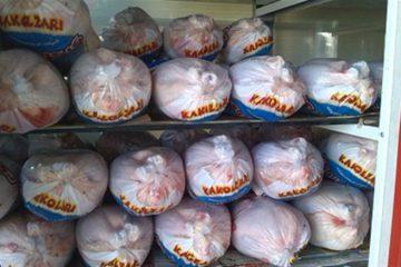 آغاز توزیع مرغ منجمد ۱۵ هزار تومانی در آذربایجان شرقی