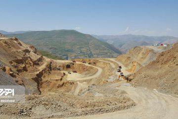 کشف بیش از ۱۶ تن خاک طلای قاچاق در ورزقان