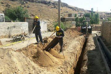 بیش از ۹۷ درصد روستاییان آذربایجان شرقی به گاز دسترسی دارند