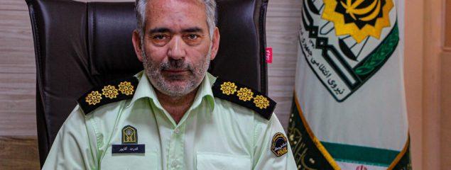 دستگیری ۱۱ نفر اراذل و اوباش در اهر