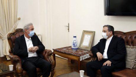 ایران طرح ابتکاری برای حل مسالمت آمیز جنگ قره باغ دارد