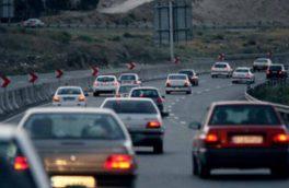 کاهش ۱۸ درصدی تردد خودرو در محورهای مواصلاتی آذربایجان شرقی