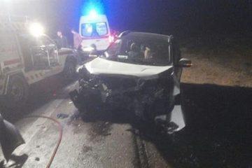 تصادف زنجیرهای در جاده تبریز- اهر ۱۳ مصدوم بر جا گذاشت