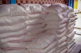 کشف ۲۲ تن آرد یارانه ای قاچاق در تبریز