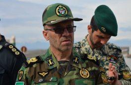 یگان های زرهی ارتش در نوار مرزی شمال غرب مستقر شدند