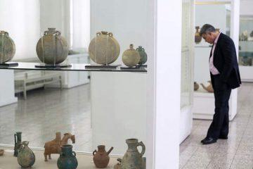 موزه ها تا پایان آبان تعطیل شدند