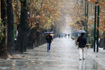 باران و برف دوباره آذربایجان شرقی را فرا می گیرد