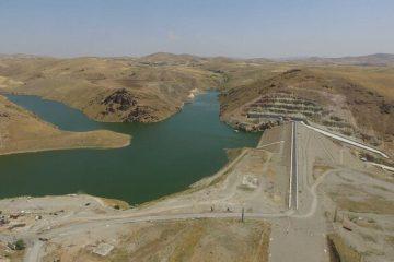 تمام حوضه های آبی آذربایجان شرقی با کم آبی مواجه هستند