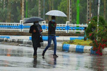 افزایش ۷۰ درصدی بارش ها در آذربایجان شرقی