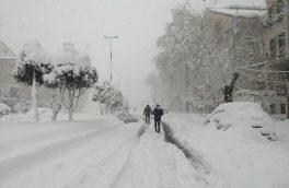 هوای آذربایجان شرقی از شنبه برفی می شود