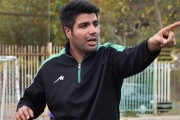 سرمربی ماشینسازی تبریز استعفا کرد