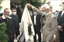 رونمایی معاون وزیر علوم از دو طرح فناورانه در تبریز
