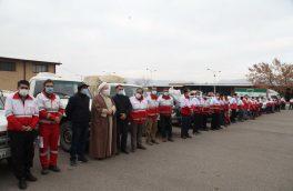 طرح امداد و نجات زمستانی در آذربایجان شرقی آغاز شد