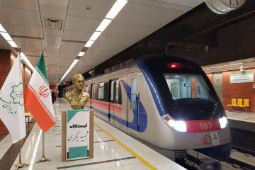 چهار ایستگاه مترو تبریز به دستور رئیس جمهور افتتاح شد