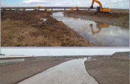 رفع تصرف ۴۳۰۰ هکتار از اراضی ملی حریم رودخانه های آذربایجان شرقی