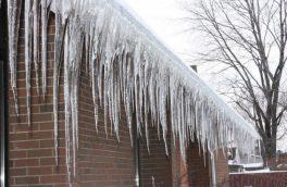 مسئولیت خسارات احتمالی قندیل های زمستانی با مالکان ساختمان هاست