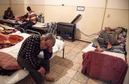 بازگشایی کمپ ترک اعتیاد اهر بعد از تعطیلی ۷ ماهه/ شناسایی ۱۰ بیخانمان در اهر