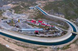 طرح شبکه آبیاری پایاب سد خداآفرین در قلی بیگلو امسال پایان یابد