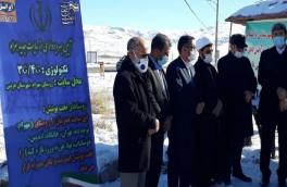 ۹ روستای هریس به اینترنت سیار متصل شدند