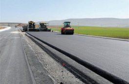 اجرای ۲۱۹ کیلومتر روکش آسفالت در راه های آذربایجان شرقی