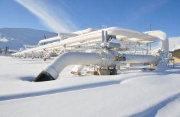 مصرف گاز در استان های شمال غرب کشور بیش از ۴۰ درصد افزایش یافت