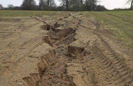 ۱۶ تن فرسایش خاک در هر هکتار از آذربایجان شرقی خطرناک است