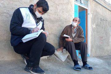 غربالگری بیش از ۲۰ هزار خانوار اهری در طرح سردار سلیمانی